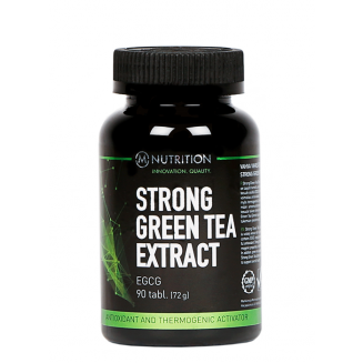 Strong green tea extract 90 tabl.