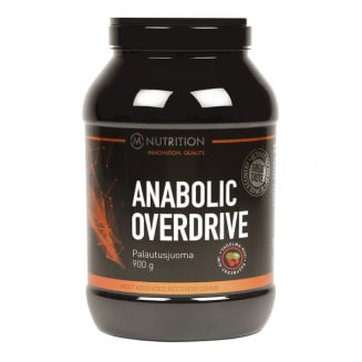 Anabolic Overdrive 900g