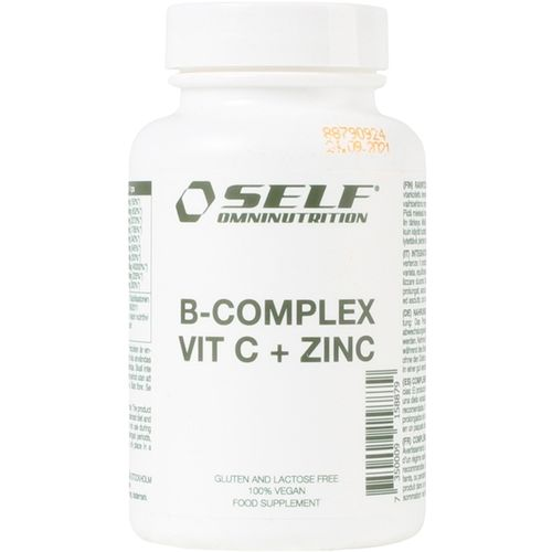 SELF Omninutrition B-Complex Vitamin C + Zinc