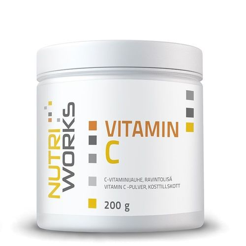 Vitamin C 200g Nutri Works
