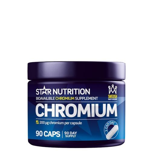 Star Nutrition Chromium 90 kaps.
