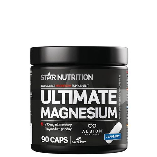Star Nutrition Ultimate Magnesium 90 kaps