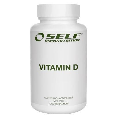 Self Vitamin D 100 tabl